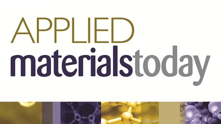 Applied Materials Today: new journal