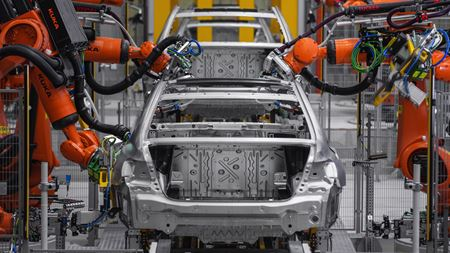 Composite materials are more present today than ever before in cars