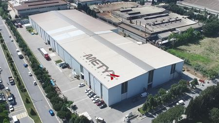 METYX Composites doubles production site in Turkey