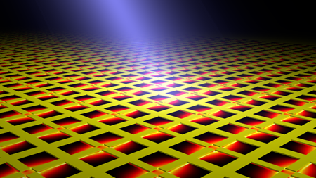 Highly efficient infrared detector from metamaterials