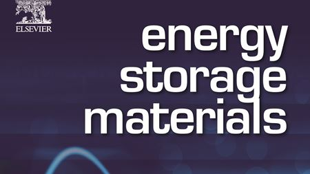 Welcome from the new journal: Energy Storage Materials