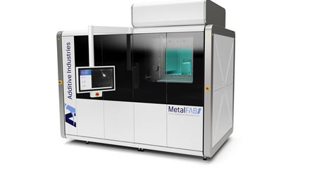 Additive Industries introduces entry-level 3D printer