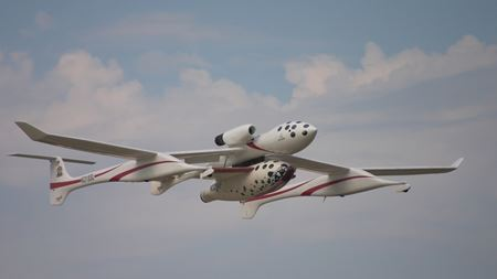 Memories of SpaceShipOne