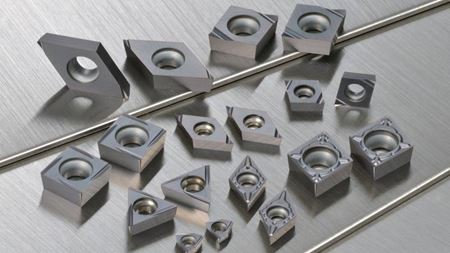 Coated grade for precision parts