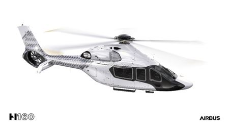 Hexcel to supply composites for H160