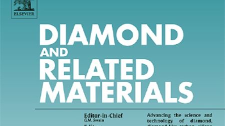 New Editor-in-Chief announced for Diamond and Related Materials