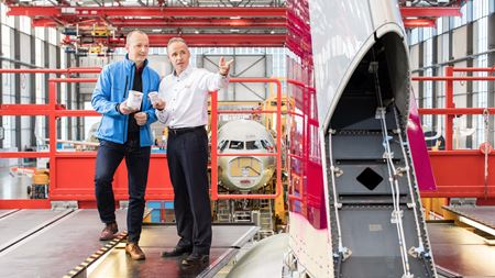 Henkel opens facility for aerospace applications