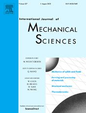 International Journal of Mechanical Sciences