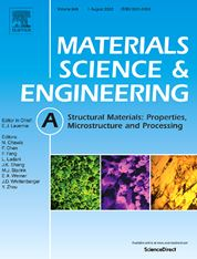 Materials Science & Engineering A