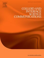 Colloid and Interface Science Communications