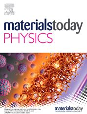 Materials Today Physics