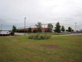 The Bishopsville facility in South Carolina.