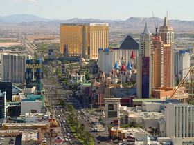 The largest North American conferences on PM take place in Las Vegas, Nevada.
