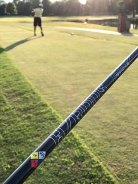 The HZRDUS Smoke Black RDX, made by True Temper Sports, incorporates the company's new HexTow HM54 carbon fiber.