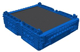 Cerafiltec has developed a filtration module molded from Sabic's Noryl glass-reinforced polyphenylene ether (PPE) resin.