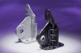 Xycomp DLF can produce complex-shaped composite parts.