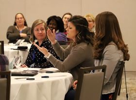 The Women in Finishing forum provides two days of professional development for women in the industry.