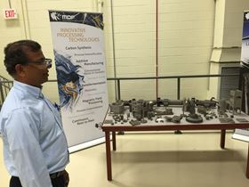 Visit to the Manufacturing Demonstration Facility at Oak Ridge National Laboratory