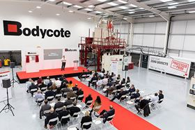 Heat treatment specialist Bodycote has officially opened its new facility in Rotherham, Yorkshire, UK.