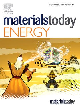Materials Today Energy – New Editor in Chief: Professor Hongjin Fan