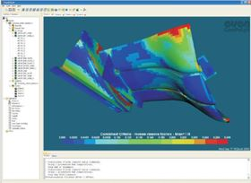 EVEN's ComPoLyX software simplifies and extends the failure and