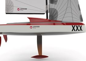 Lehvoss supplied materials to build what it says is the world's first 3D printed sailboat.