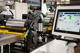 Prepreg machines are becoming more sophisticated, more automated and their data collection capabilities are increasing.