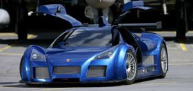The Gumpert apollo.