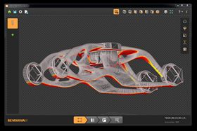 Dassault Systèmes develops 3D modelling, simulation and industrial operations software.