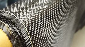 Carbon fiber composite is suitable for hydrogen tanks.