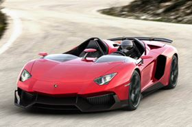 Top story: composites innovations in the automotive industry, including the Lamborghini Aventador J.