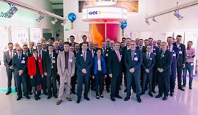 GKN Sinter Metals plant in Bonn has celebrated its 80th anniversary.