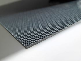TenCate carbon fibre reinforced thermoplastic material has been quality by a major automotive company.