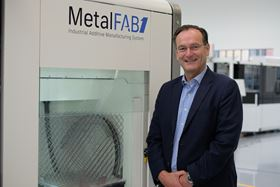 Additive Industries has appointed Jan-Cees Santema as sales manager.