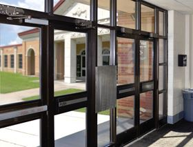 School safety is now a common consideration for educational facilities.