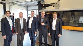 Kegelmann Manufacturing GmbH has formed a strategic partnership with Concept Laser.