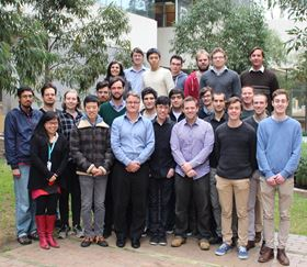Hollenberg Lab in the School of Physics at the University of Melbourne.