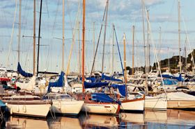 There are an estimated 6 million recreational craft in Europe alone. What happens when they reach the end of their service life? (Picture used under license from Shutterstock.com © Julia Zakharova.)