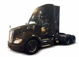 UPS will operate over 1,700 heavy duty trucks equipped with the fuel systems.