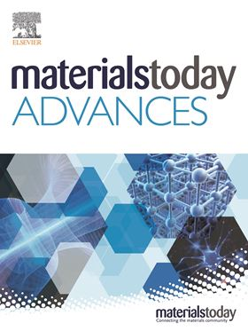 First articles now available: Materials Today Advances