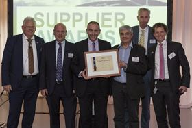 Scott Bader was awarded LM Wind Power's Most Innovative Supplier Award.