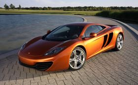 The 12C will be produced by McLaren in the UK. It goes on sale in early 2011.
