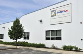 The new SP-High Modulus office in Bristol, Rhode Island, will house 12 staff.