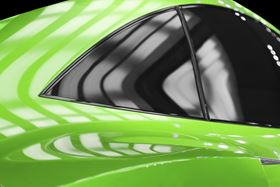 Top Clear is suitable for use on interior car components.