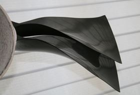 Composite fan blades. (Picture courtesy of GKN Aerospace.)