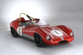 Lola Cars celebrated its 50th anniversary in 2008. It all started with the Mk1, the first Lola sports car built.