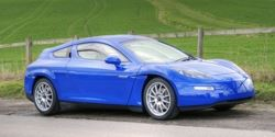 The Delta E-4 Coupé will be displayed on the Umeco Composites stand. (Picture © Delta Motorsport Ltd.)