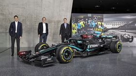 INEOS has become part of the Mercedes-AMG Petronas Formula One team.