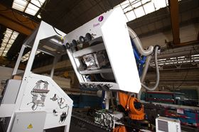 North American machine-tool builder Fives Liné Machines has launched Liné Machines Robotic to complement the company's traditional, large machine tool solutions.