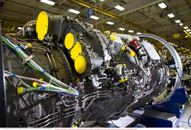 GKN Fokker has signed an agreement with Pratt & Whitney to produce parts for the F135 engine.